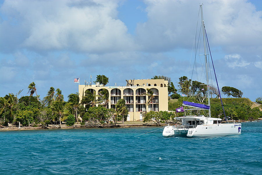 Hotel on Protestant Cay